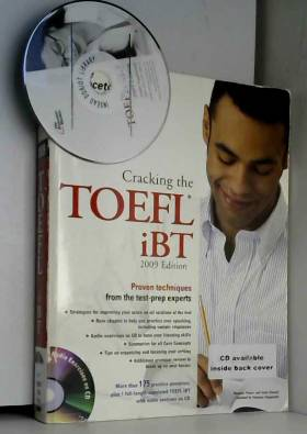 Princeton Review - Cracking the TOEFL IBT with Audio CD, 2009 Edition
