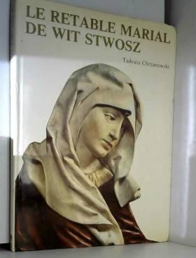 Le Retable Marial de wit Stwosz