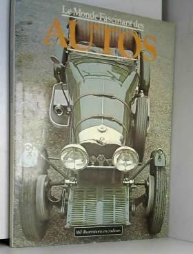 ROBERTS Peter - Le monde fascinant des autos
