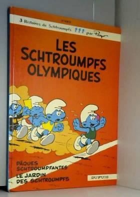 Les Schtroumpfs olympiques...