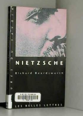 Richard Beardsworth, Richard Zrehen et Corinne... - Nietzsche
