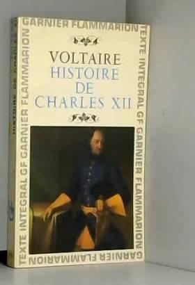 Voltaire. Histoire de...