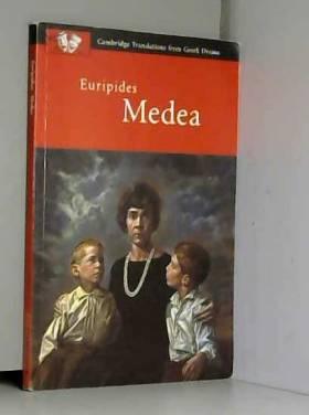 Euripides et John Harrison - Euripides: Medea