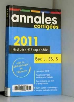 Patrice Mouchel-Vallon, Arnaud Léonard, Adrien... - Histoire-Géographie Bac L, ES, S