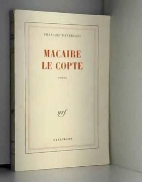 F. Weyergans - Macaire le copte