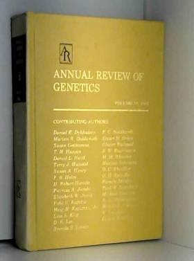 Herschel L. Roman - Annual Review of Genetics: 1984