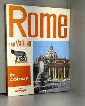 plurigraf - rome and vatican in colour