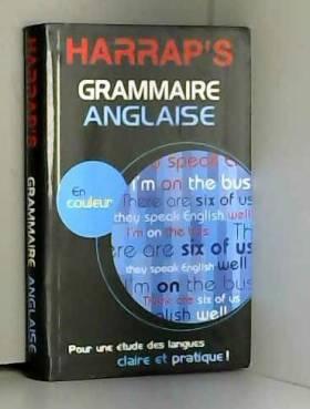 Collectif - Harrap's : Grammaire anglaise