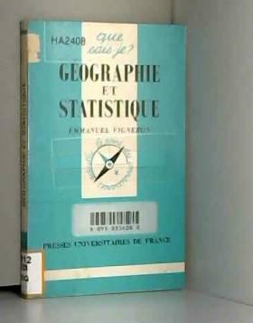 Emmanuel Vigneron et Que sais-je? - Géographie et Statistique