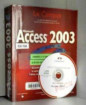 Olivier Engler - Access 2003 (1Cédérom)