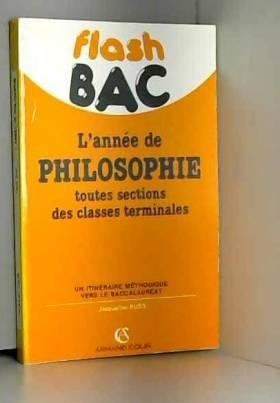 Russ - L'Année de philosophie