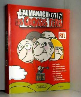 L'almanach des Grosses...