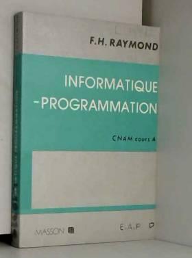 Informatique-programmation...