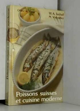 Poissons suisses et cuisine...