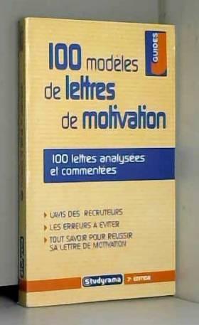 100 modèles de lettres de...