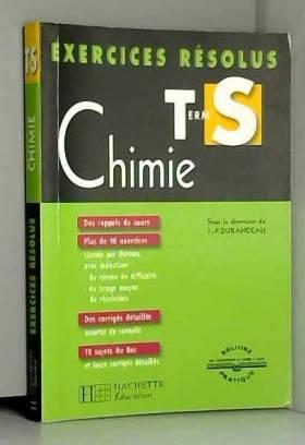 Exercices résolus : Chimie,...
