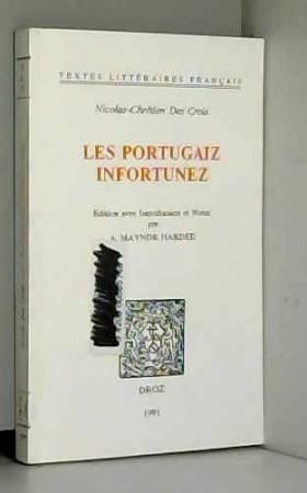 Chr Tien des Croix N - Les Portugaiz Infortunez : Tragedie
