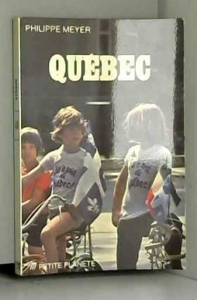 Philippe Meyer - Québec