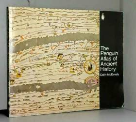 Colin McEvedy - The Penguin Atlas of Ancient History by Colin McEvedy (1967-07-30)