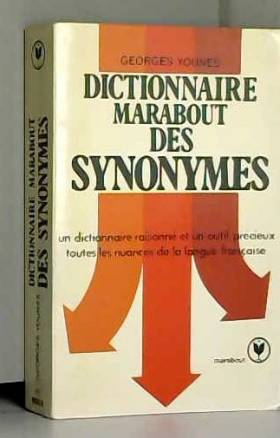 G. Younes - Dictionnaire des Synonymes