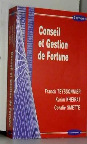 Conseil et Gestion de Fortune