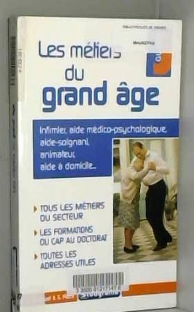 Les métiers du grand âge