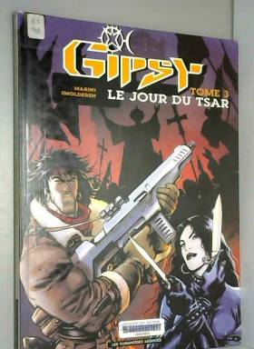 Gipsy, tome 3 : Le Jour du...