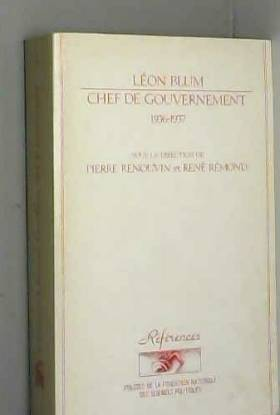 Léon Blum, chef de...