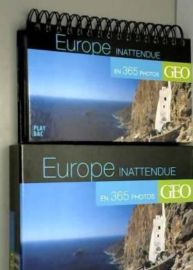 Calendrier Géo Europe...