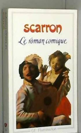 Scarron - Le roman comique