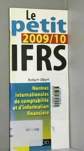 Robert Obert - Le petit IFRS