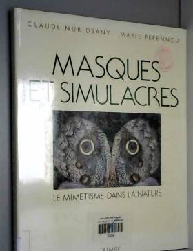 Nurid Samy Perennou - Masques et simulacres
