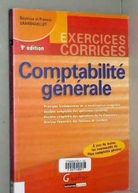 Béatrice Grandguillot et Francis Grandguillot - Comptabilité générale