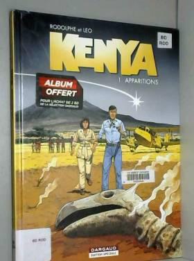 Rodolphe et Leo - Kenya - tome 1 - Apparitions (1) Opération 3 pour 2