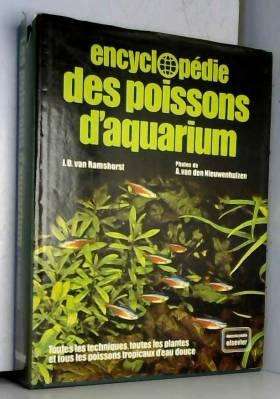 Encyclopédie des poissons...