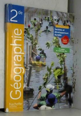 Géographie 2de grand format...