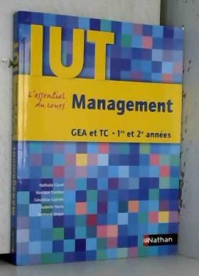 Management : GEA et TC 1re...