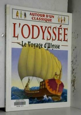 Homère, Anna Carassiti, Stefano Roffo, Caroline... - Odyssée : Les voyages d'Ulysse (Autour d'un classique)