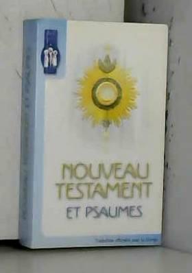 Anonyme - Nouveau Testament et Psaumes