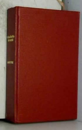Jules Castier Charlotte Brontë - Jane Eyre (Bibliothèque des succès)