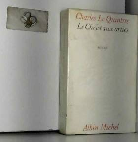 Charles Le Quintrec - Le Christ aux orties