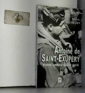 Michel Richelmy - Antoine de Saint Exupéry