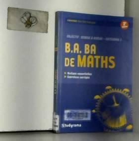 Rezak Boulkéroua - B.A BA de maths