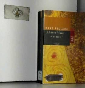 Hans Fallada - Kleiner Mann - was nun?