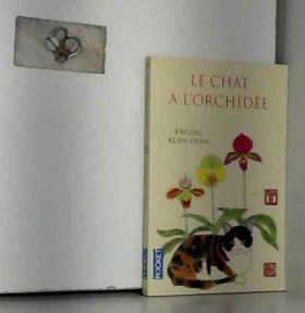 Kwong KUEN SHAN et Colette JOYEUX - Le Chat à l'orchidée