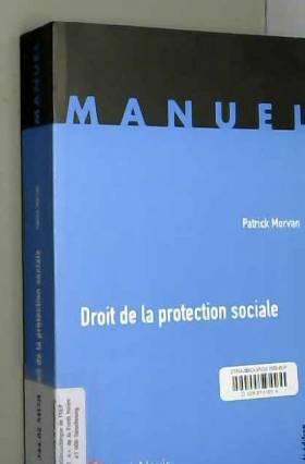 Patrick Morvan - Droit de la protection sociale