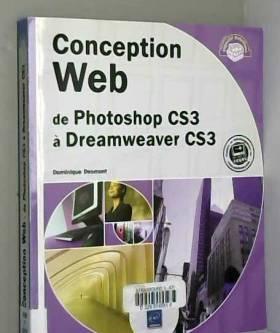 Dominique Desmont - Conception Web - de Photoshop CS3 à Dreamweaver CS3
