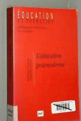 L' Education postmoderne