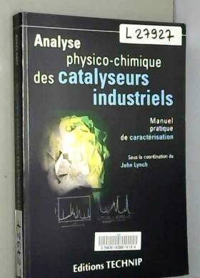 Analyse physico-chimique...