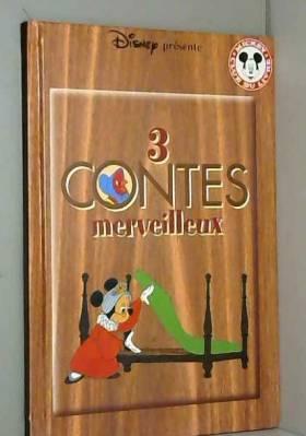 """Disney - """"3 Contes Merveilleux"""" - Les musiciens de le ville de Brême / La petite poule rouge / La..."""
